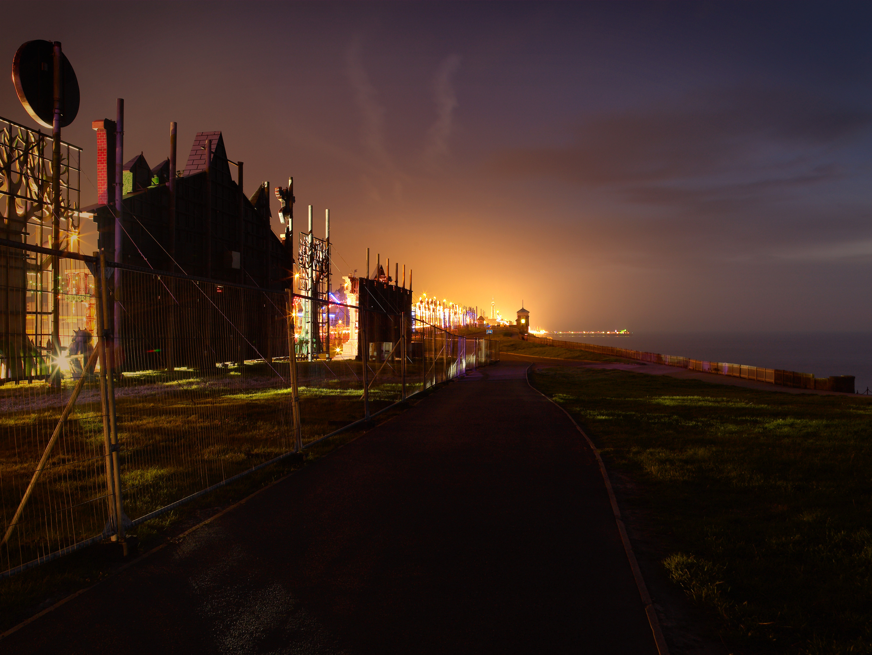 Blackpool / Behind The Lights 2