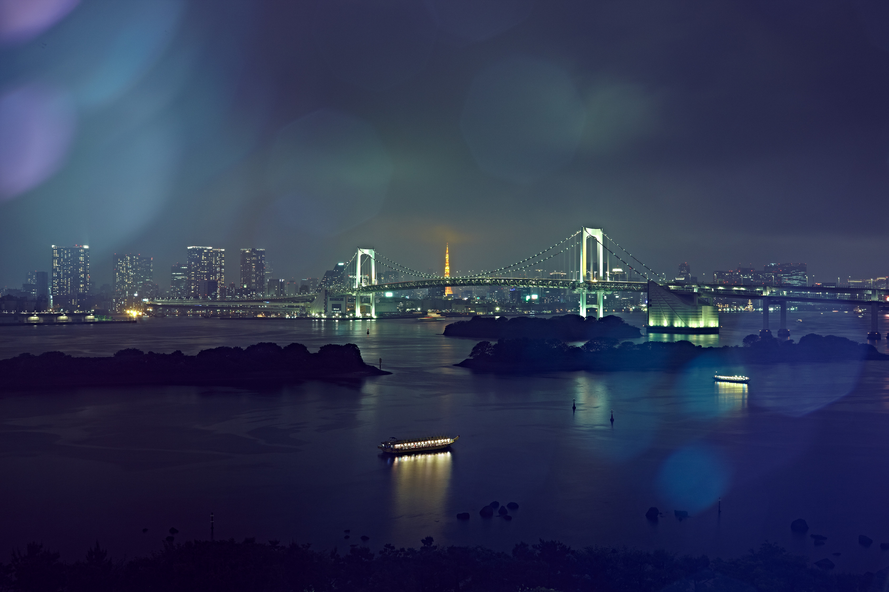 Nightscapes / Tokyo