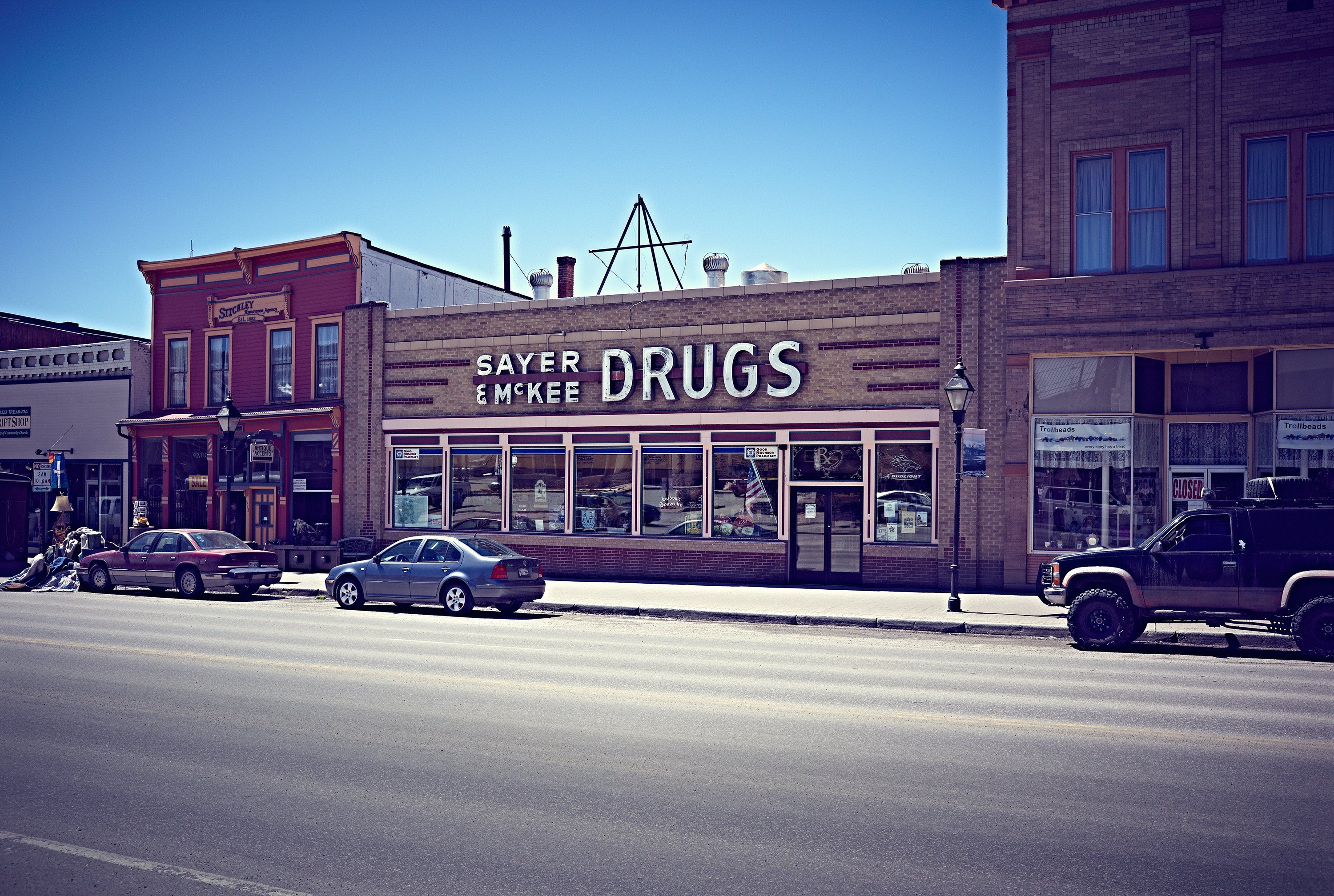 Road Tripping / Drug Store